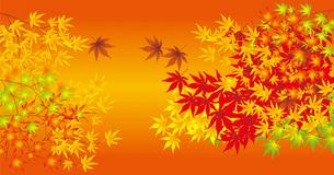秋のイラスト素材 [FYI03157475]