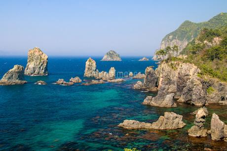 青海島の写真素材 [FYI03157504]