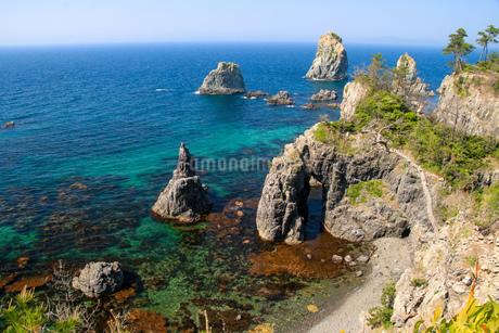 青海島の写真素材 [FYI03157505]
