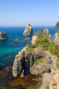 青海島の写真素材 [FYI03157506]