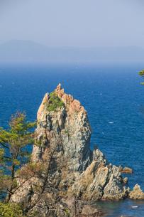 青海島の写真素材 [FYI03157507]