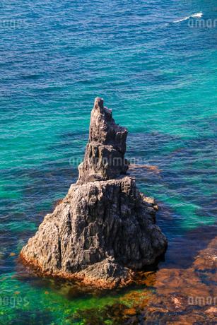 青海島の写真素材 [FYI03157508]