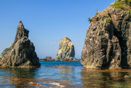 青海島の写真素材 [FYI03157510]
