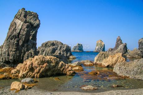 青海島の写真素材 [FYI03157511]