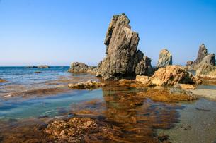 青海島の写真素材 [FYI03157512]