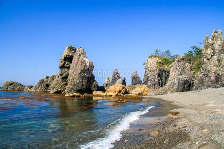青海島の写真素材 [FYI03157513]