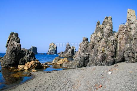 青海島の写真素材 [FYI03157515]