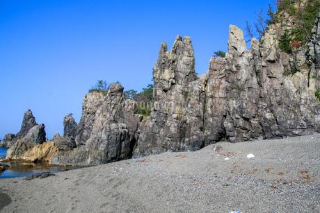 青海島の写真素材 [FYI03157516]