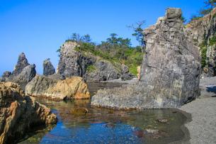 青海島の写真素材 [FYI03157517]