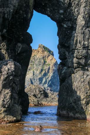 青海島の写真素材 [FYI03157519]