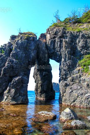 青海島の写真素材 [FYI03157520]