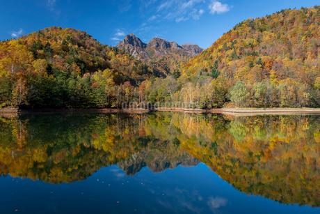 札幌湖  日本 北海道 札幌市の写真素材 [FYI03157533]