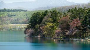 洞爺湖  日本 北海道 虻田郡の写真素材 [FYI03157536]