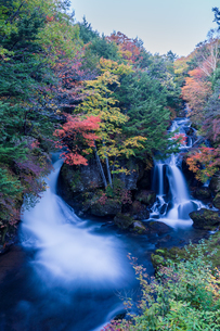 竜頭の滝 の写真素材 [FYI03157895]