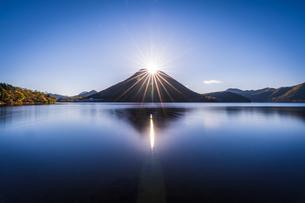榛名湖 日本 群馬県 高崎市の写真素材 [FYI03157897]