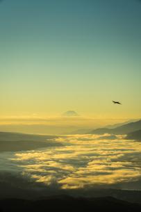 高ボッチ高原 日本 長野県 塩尻市の写真素材 [FYI03157900]