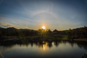 楽山園 日本 群馬県 甘楽町の写真素材 [FYI03157901]