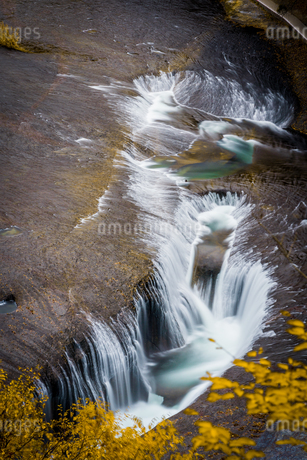 吹割の滝 (Fukiware falls) 日本 群馬県 沼田市の写真素材 [FYI03157906]