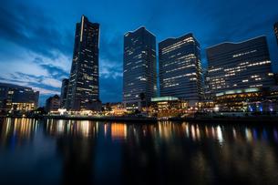 横浜市 日本 神奈川県 横浜市の写真素材 [FYI03157921]