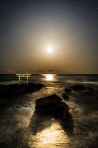 大洗磯前神社 日本 茨城県 東茨城郡の写真素材 [FYI03157929]