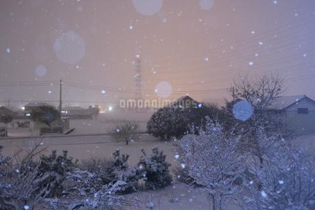 冬の嵐 風景の写真素材 [FYI03157946]