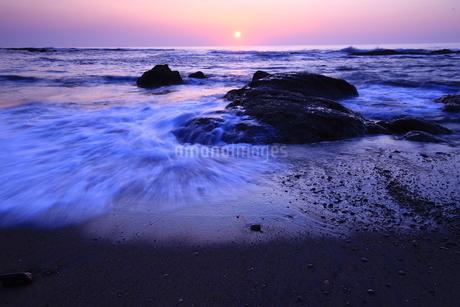 大洗海岸 日本 茨城県 大洗町の写真素材 [FYI03157950]