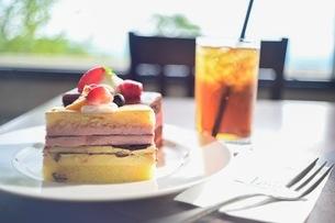 ケーキの写真素材 [FYI03158211]