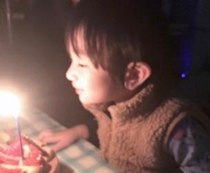 誕生日の写真素材 [FYI03158415]
