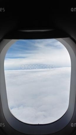 機内からの風景の写真素材 [FYI03158532]