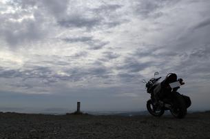 バイクの写真素材 [FYI03158711]