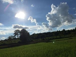 晴天の写真素材 [FYI03158741]