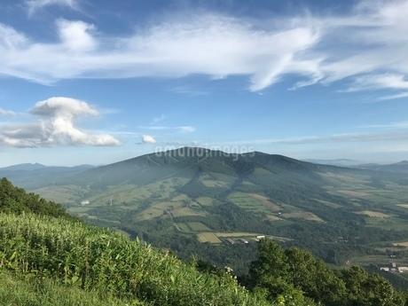 丘の写真素材 [FYI03158889]