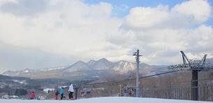 snow sportsの写真素材 [FYI03158946]