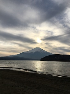富士山の写真素材 [FYI03159101]