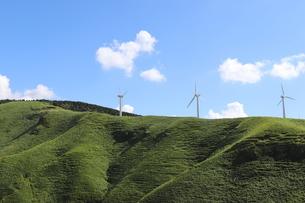 風力発電の写真素材 [FYI03159147]