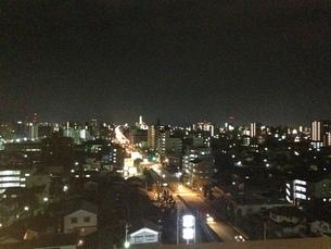 夜景の写真素材 [FYI03159302]