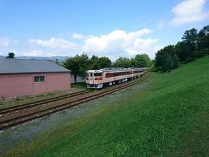 列車の写真素材 [FYI03159334]