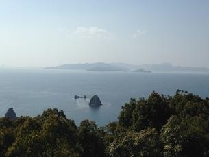 島の写真素材 [FYI03159340]