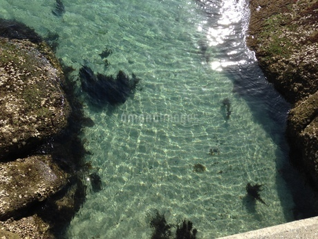 海の写真素材 [FYI03159345]