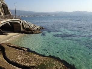 海の写真素材 [FYI03159347]