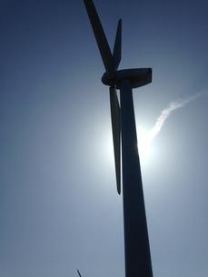 風車の写真素材 [FYI03159351]