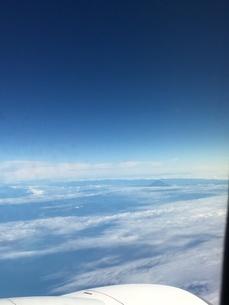 飛行機からの写真素材 [FYI03159373]