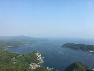 海と島の写真素材 [FYI03159401]