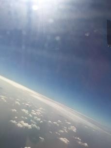 空と海の写真素材 [FYI03159414]