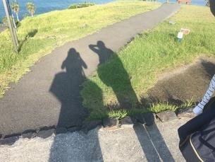 影の写真素材 [FYI03159417]