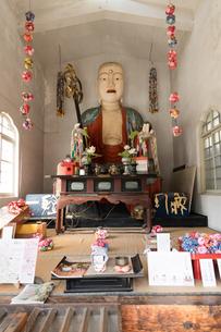 道後 圓満寺(円満寺) 湯の大地蔵尊の写真素材 [FYI03159563]