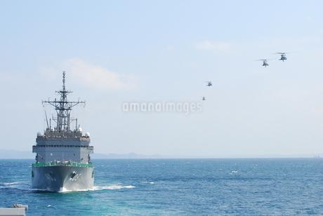 観艦式 海上自衛隊の写真素材 [FYI03159842]