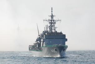 観艦式 海上自衛隊の写真素材 [FYI03159843]