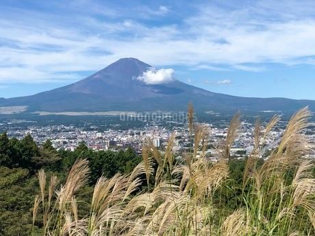 富士山 箱根の写真素材 [FYI03160095]