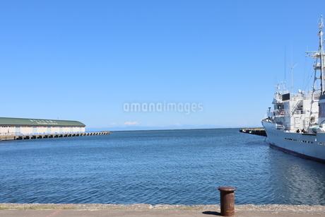 夏の海の写真素材 [FYI03160159]